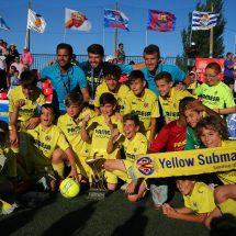 El Villarreal campeón de la 23ª edición del AF7 Arosa Fútbol 7 Cup