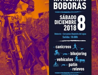 Mushing Boborás 2018 – Copa de España