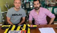 El mediocentro Oscar Fondevila cambia al Rápido por el Ourense