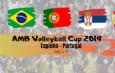 El Dompa Ourense Participa en el torneo Internacional AMB de Espinho