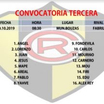 El Rápido viaja a La Coruña con toda la artillería… Deportivo Fabril-Rápido domingo 12.00