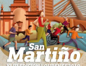 XLIII CARREIRA PEDESTRE POPULAR DO SAN MARTIÑO 2019