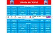 Play offs Ligas galegas. Finde 15-16 Maio 2021